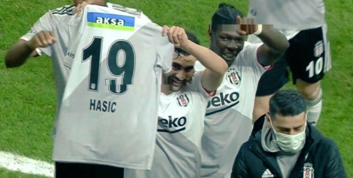"""Kao da poprima turske običaje: Kako se Hasić """"odužio"""" saigračima?"""