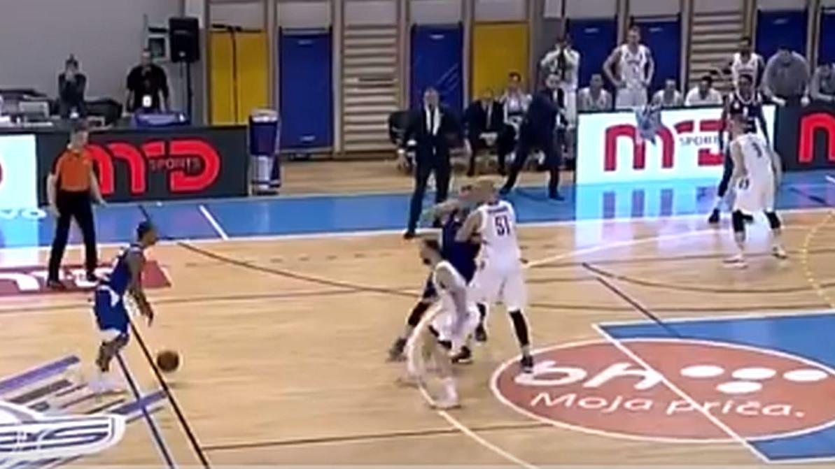 Sarajevo dugo nije gledalo ovakvu košarku: Posljednji trenuci susreta na Grbavici bili su za infarkt
