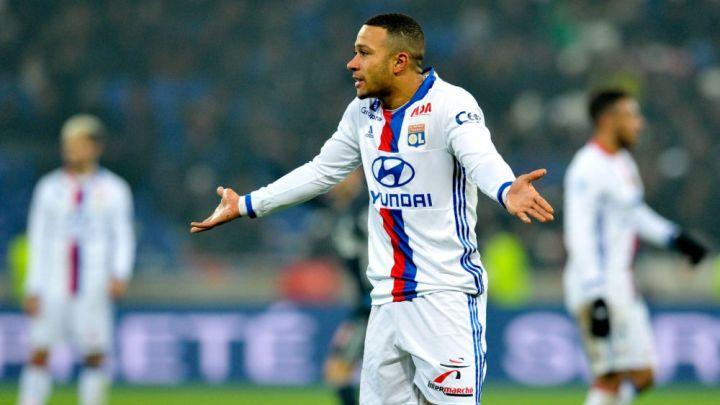 Depay debi za Lyon neće pamtiti po dobrom