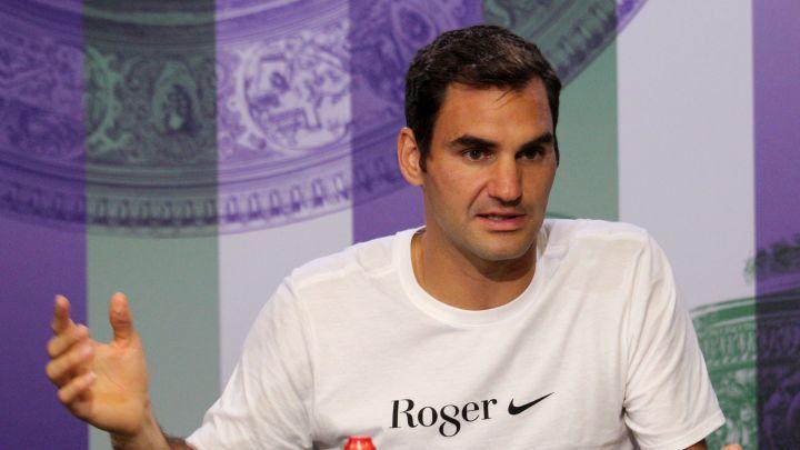 Federer: Zuji mi u glavi, popio sam previše vrsta pića