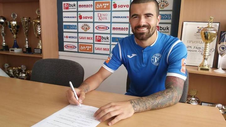 Nikola Popara potpisao za Radnik