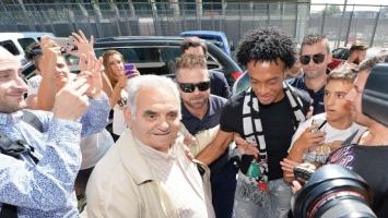 Predsjednik Juventusa vjeruje u Cuadrada