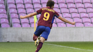 Stevanović pogodio za Servette