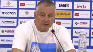Ivković: Igrat će isti igrači kao u Posušju jer su pokazali da zaslužuju još jednu šansu