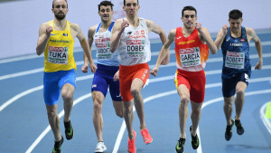 Amel Tuka peti u finalu Evropskog dvoranskog prvenstva