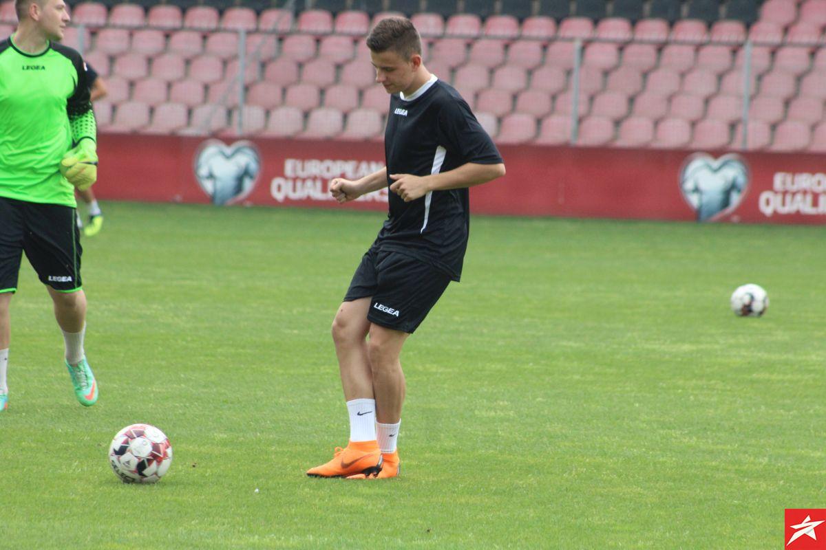 Eldar Sivac narednu sezonu na posudbi u FK Rudar