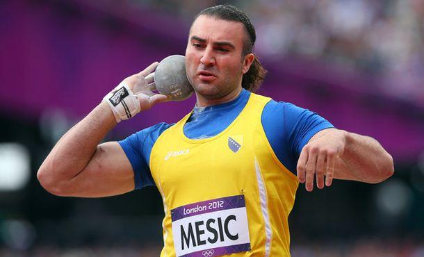 Kemal Mešić bronzani u Istanbulu