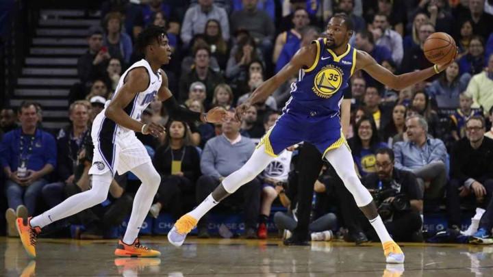 Warriorsi u finišu slomili Orlando, Durant i Harden dominirali
