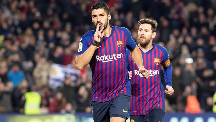 Nevjerovatan podatak: Kada je Suarez posljednji put pogodio u gostima u Ligi prvaka?