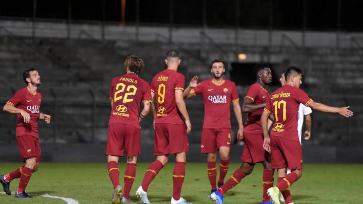 Edin Džeko jučer produžio ugovor, a već večeras postigao novi gol za Romu