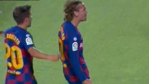 Spektakularan gol Griezmanna za ovacije na Nou Campu
