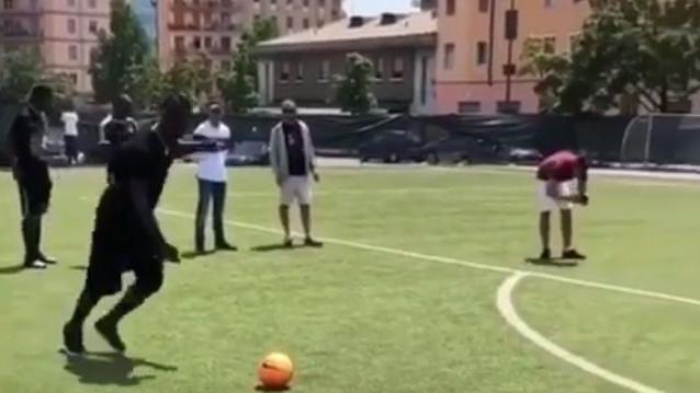 Vieira nije znao gdje je Balotelli, a onda se oglasio i Super Mario