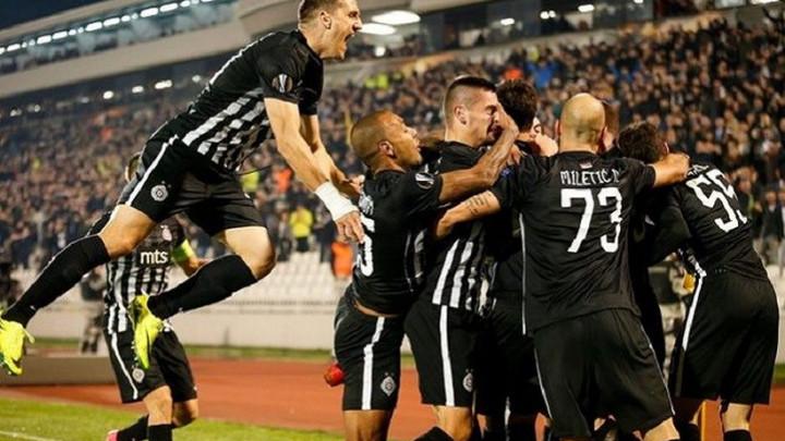 Partizan dalje uz golijadu, tužan kraj za Hajduk u posljednjim sekundama