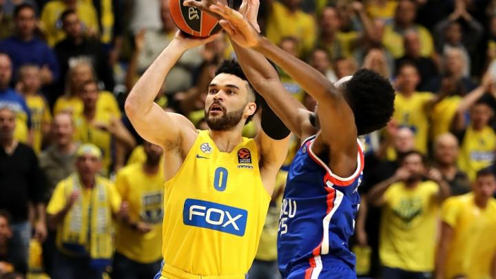 Maccabi prekinuo Efesov niz, teško slavlje Barcelone u Berlinu
