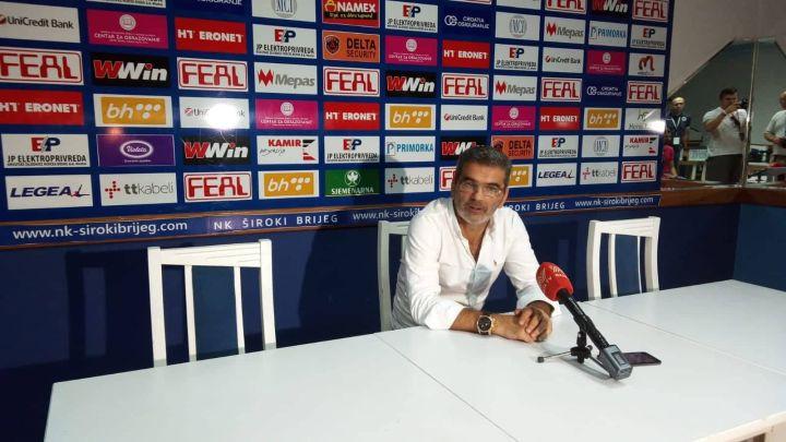 """Šou Bake Sliškovića: Najavio velike promjene u timu i ponovo """"opleo"""" po Savezu"""