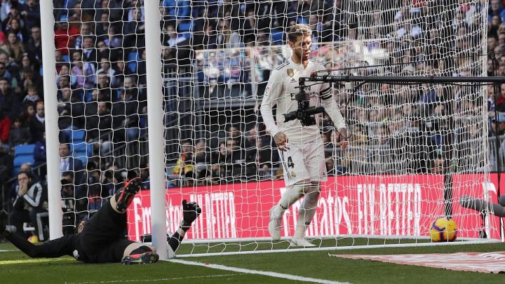 Ramos poboljšao vlastiti 'rekord' po broju crvenih kartona