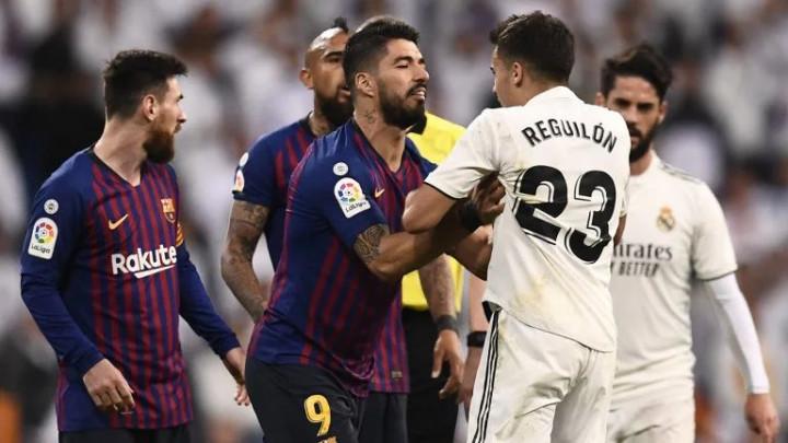 Nije birao uvrede: Španski mediji otkrili šta je Reguilon dobacivao Suarezu i Messiju