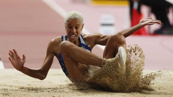 Yulimar Rojas zlatna u troskoku, štafeta Jamajke najbrža na 4x100 metara