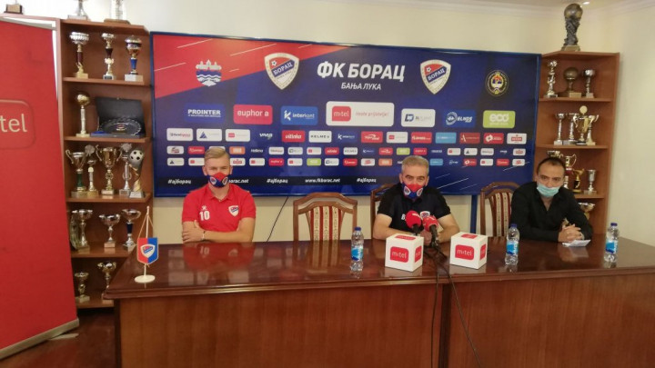 """""""Vinko mi je prijatelj, sada i ljuti protivnik, ali želim rezultat kojim ostajemo na prvom mjestu"""""""