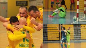 Finalna serija koju bh. sport ne pamti: Mostar SG i Salines odigrali spektakularan meč