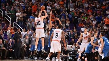 Očajna noć Phoenix Sunsa i Mirze Teletovića