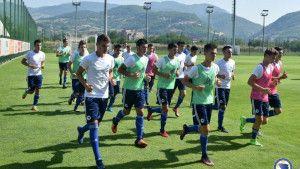 NF/FS organizuje kamp za talentovane igrače rođene 2002. godine