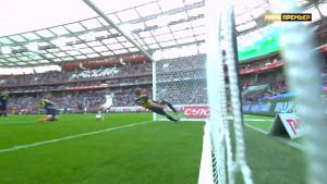 Zaboravite na sve intervencije sa gol-linije: Ono što je uradio igrač Rostova nema konkurenciju!
