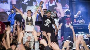 Poznata hip hop imena nastupaju i sude na takmičenju najboljih regionalnih freestylera