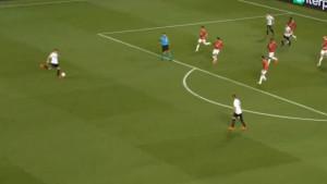 Na Old Traffordu odavno nije postignut spektakularniji gol: Igrač LASK-a će ovu noć vječno pamtiti
