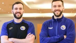 Spriječeni dueli braće Burić: Jedan ide u četvrtfinale, drugi se oprostio od Lige prvaka