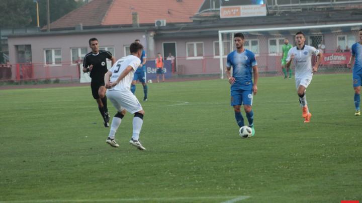 Tuzla City na Koševu bez Mahmutovića i Stojčeva, Ubiparip bez prava nastupa