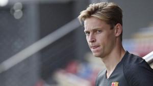 Njega su baš obradovali: De Jong se prvi oglasio nakon što je Valverde dobio otkaz
