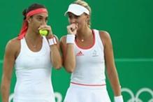 Suspendovano troje francuskih tenisera