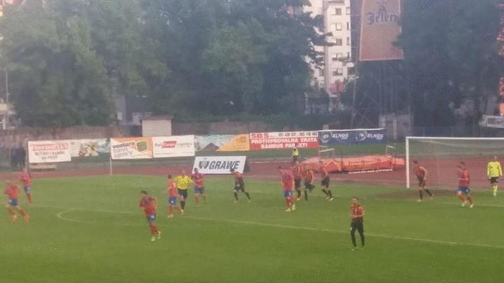 Borac deklasirao Rudar i osigurao ulazak u Premijer ligu BiH