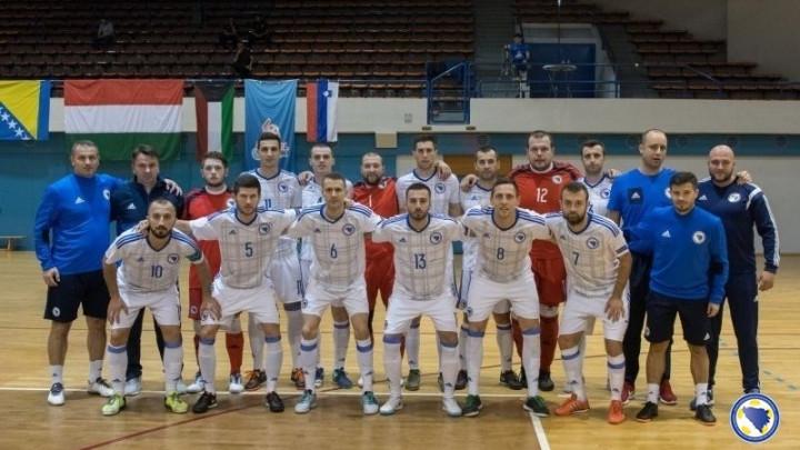 Futsal selekcija BiH: Ivo Krezo odabrao igrače za kvalifikacije