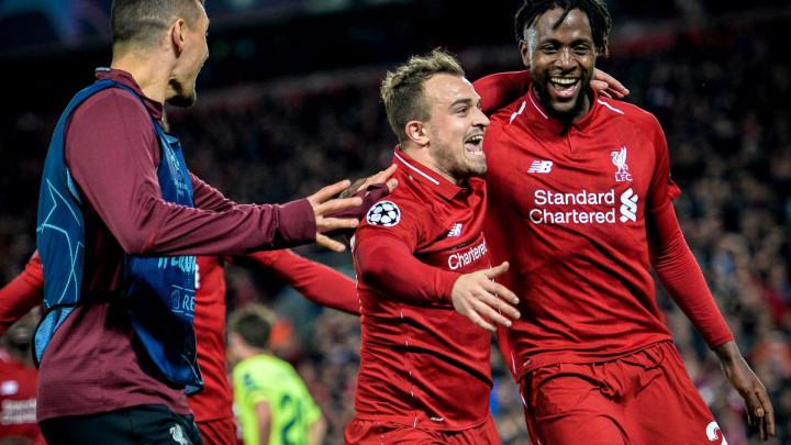 "Liverpool bio ""zagrijan"" da proda Shaqirija Romi, ali onda ih je kontaktirao Klopp"