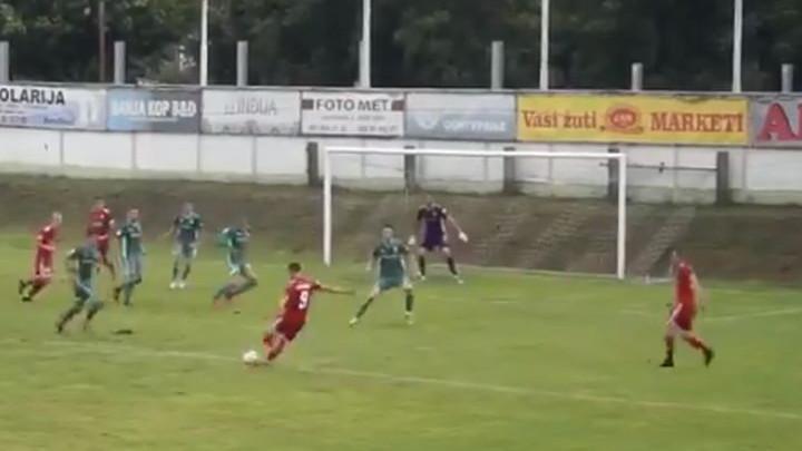 Svi su ustali i aplaudirali: Miloš Stojčev postigao gol o kojem će se dugo pričati