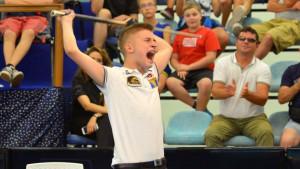 Ne može mu niko ništa: Pehlivanović u Podgorici postao seniorski prvak regiona
