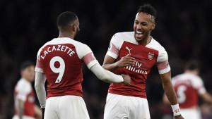 Aubameyang i Lacazette predstavili nove dresove Arsenala i oduševili navijače