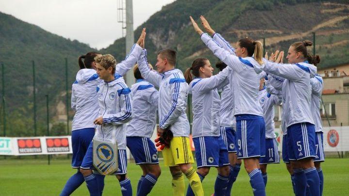 Bh. seniorke osvojile drugo mjesto na Istra Kupu