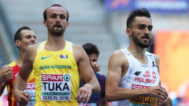 Amel Tuka: Najvažnije je da sam zdrav, jedva čekam ljetni dio sezone