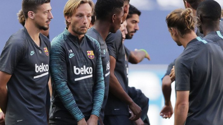 Ivan Rakitić se vratio u Sevillu, a iznos transfera je sve ostavio bez teksta