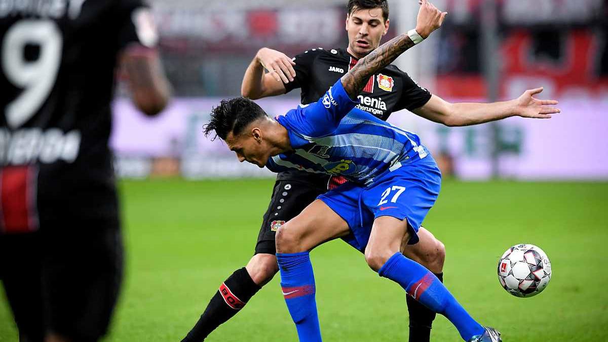 Hertha poražena u Leverkusenu, Hadžiću nova šansa u Hannoveru