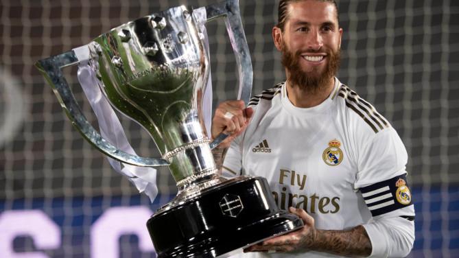 Ramos slavio sa Modrićem: Moj brat, veliki Luka