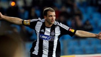 Kojić u posljednjem minutu razveselio navijače Partizana
