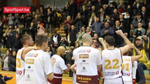 Veliko slavlje košarkaša i navijača Bosne Royal