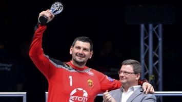 Šterbik: Ovo MVP priznanje je kruna karijere