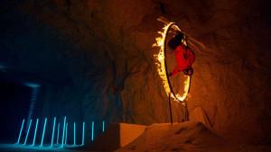 Nevjerovatni trikovi na skijama u nadrealnom japanskom kvizu