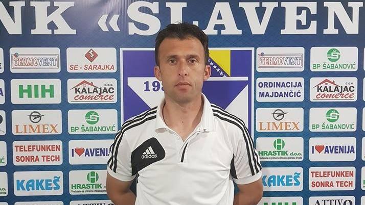 Imamović napustio Slaven, novi trener Munever Krajšnik