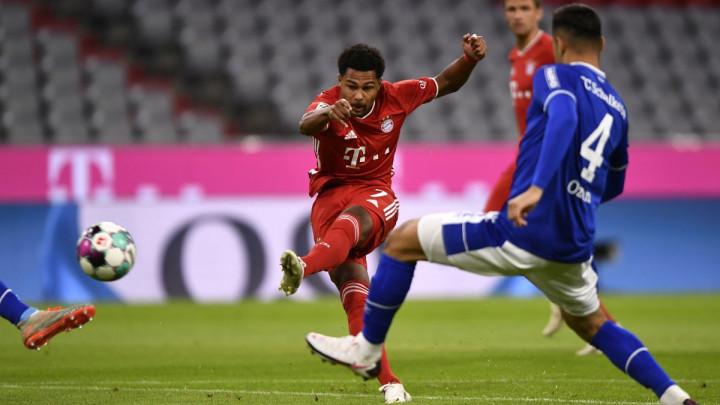 Nezapamćena bruka Schalkea u Minhenu: Siloviti Bayern ponizio protivnika!